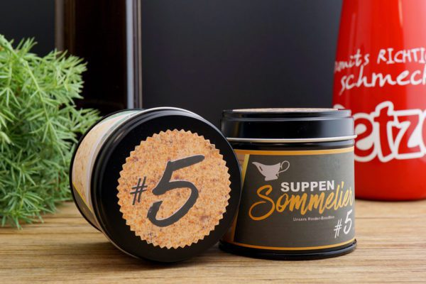 Suppen Sommelier Dose