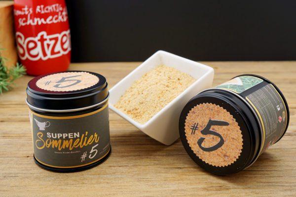 #5 Suppen Sommelier Aufnahme