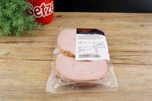 Fleischkäse fein, 2 Vesperscheiben – 200 g