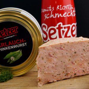 400 g Dosenwurst