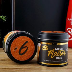 Meat Master Rub