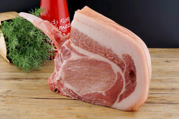 Tomahawk Pork